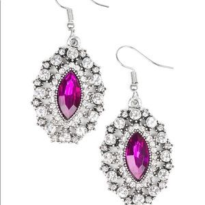 ✨3 for $10✨ Pink and silver earrings